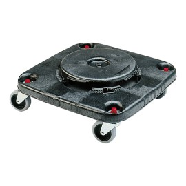 Rubbermaid dolly voor RM3526 en RM3536