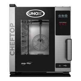 Combi-steamer Unox ChefTop MIND.Maps ONE, 5x GN 2/3, 230V - links