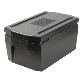 Thermobox GN 1/1, Model: De Luxe, H= 25 cm