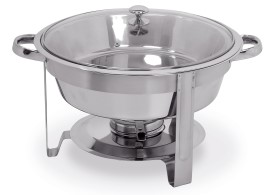 Chafing Dish rond, Economic 3,5Liter