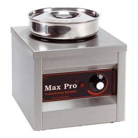 Max Pro 1-pans chocolade-warmer