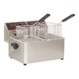CaterChef friteuse 2x 5 liter