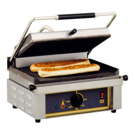 Roller-Grill contact-/klapgrill 'Panini'