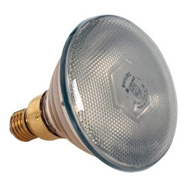 Losse lamp wit, 175W