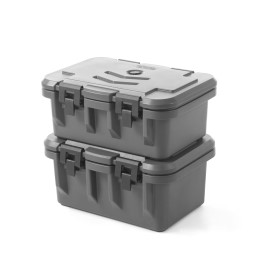 Thermo catering container PE