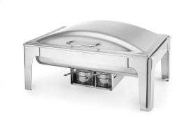 Chafing dish GN 11 satin finish