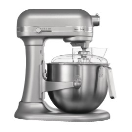 Kitchenaid professionele mixer 69ltr zilver metallic (M)