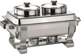 Chafing dish GN 11 rvs 2x 5 l. inzet_3002400