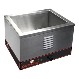 CaterChef bain-marie, GN 1/2