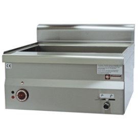 Diamond elektrische bain-marie, breed, top, Pro 600